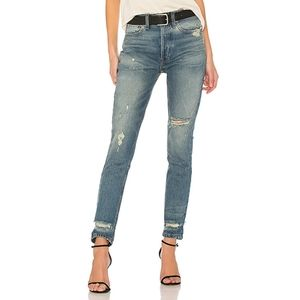 Re/Done Originals High Rise Skinny Jeans sz 29